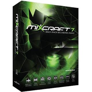Acoustica Mixcraft Pro Studio Crack Free Download
