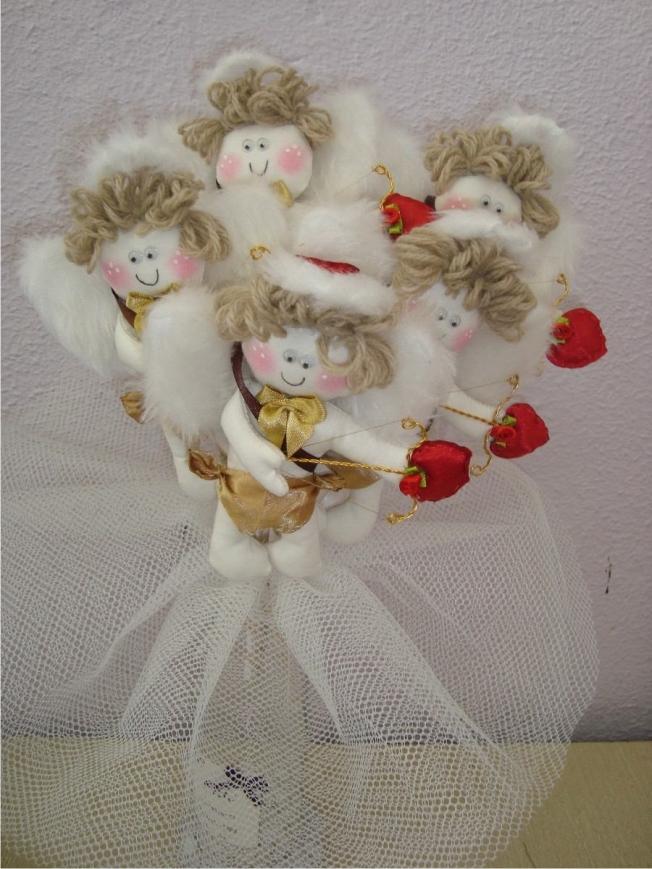 Bouquet de Cupido