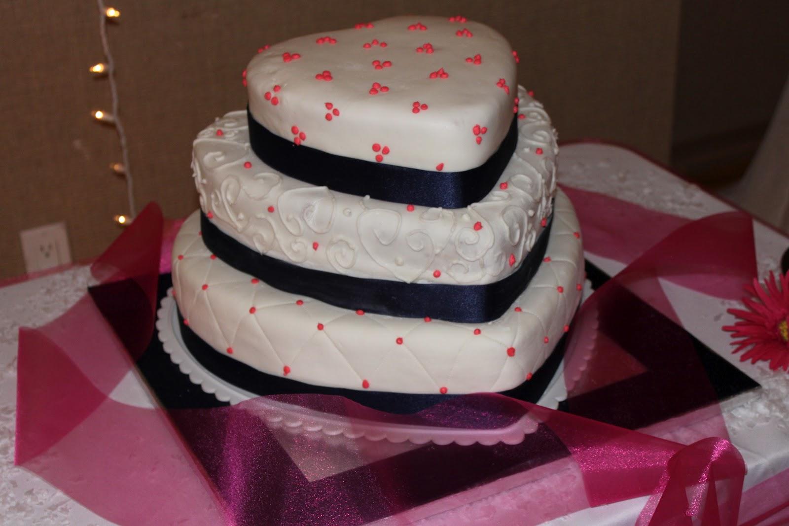 Victoria s Piece A Cake Wedding Cakes