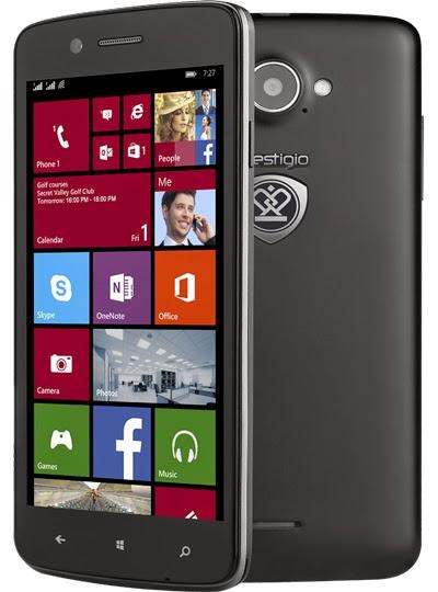 Prestigio MultiPhones 8500 DUO