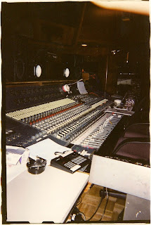 The Neve in Studio A at Sound City Studios