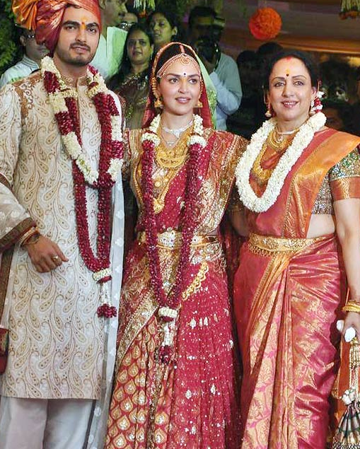 Esha Deol marriage photos