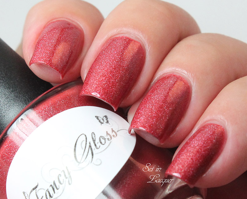 Fancy Gloss - Little Red Dress