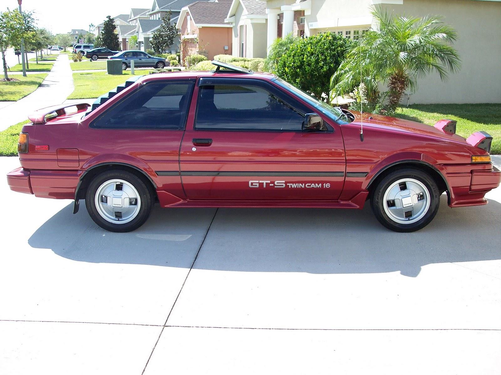 My Own Car Unfortunately 1990 Australian Delivered Toyota Corolla Seca Sx Ae93 Shitty Car Mods