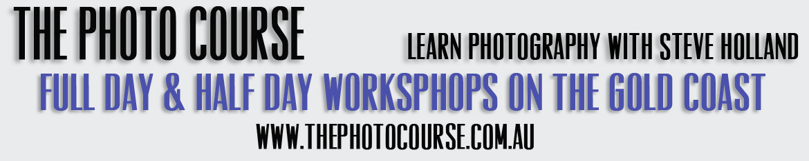 The Photo Course Blog by Steve Holland