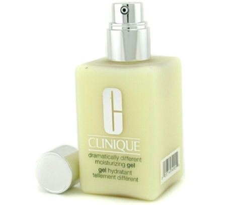 a photo of Clinique Dramatically Different moisturizing gel
