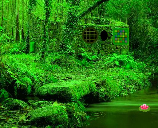 games2rule nature green forest escape