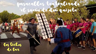 DESTINO DE QUIJOTES/PASACALLES QUIJOTESCO