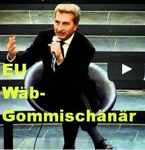 Oettinger will Internet westlich von Paris abschalten