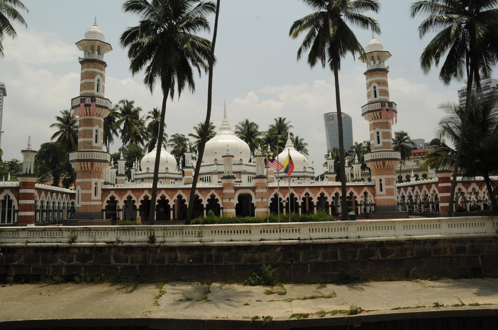 Masjid Jamek en Kuala Lumpur