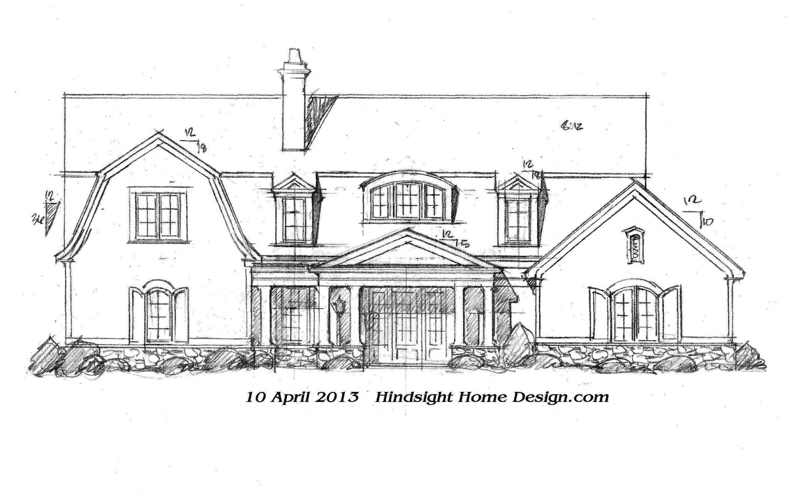 Hindsight home design for House sketches from photos
