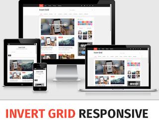 invert-grid-responsive-blogger-template