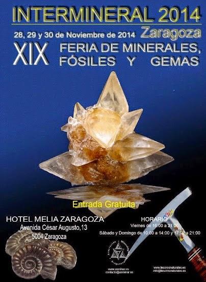 INTERMINERAL ZARAGOZA 2014