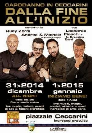 Capodanno Riccione 2015