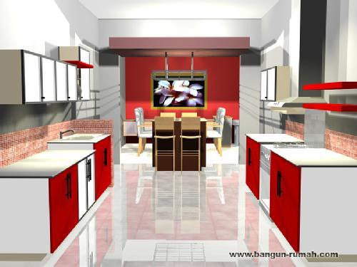 interior dapur 4 desain dapur minimalis modern idaman