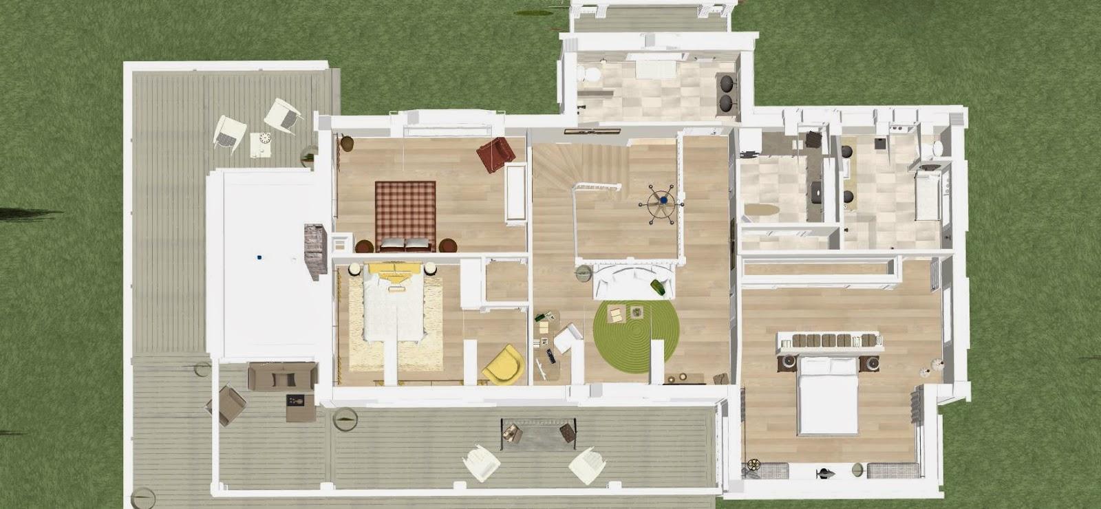 Den vita drömgården: utvecklingen av ett new england hus