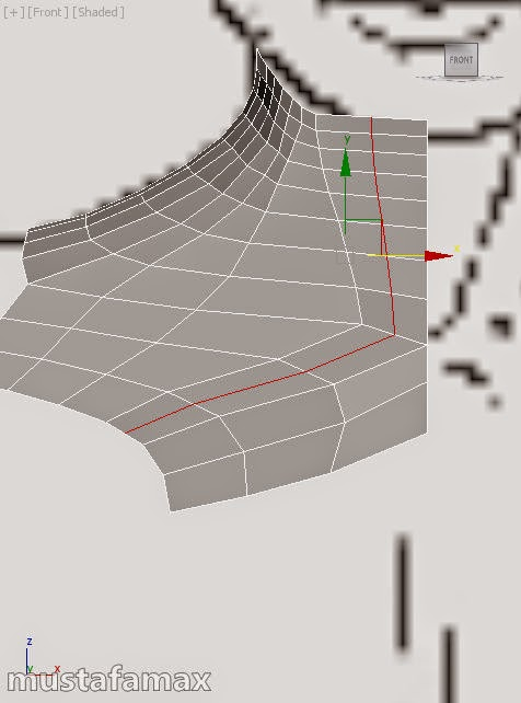 2-تصميم واكساء وتحريك شخصية في 3d max 2015
