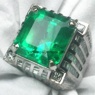 batu permata, natural emerald beryl, zamrud colombia, jamrud emas
