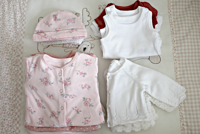 Babygrows, Sleepsuits, Vests, Cardigans