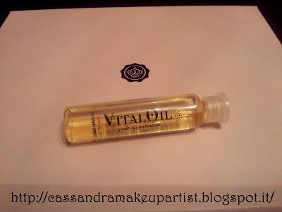 BROAER - Vital Oil - Glossy Box Luglio - recensione - review - prezzo - inci