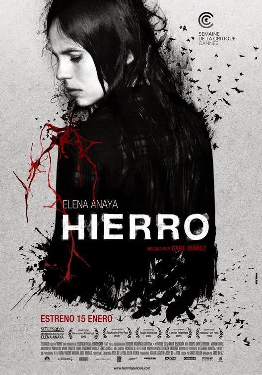 hierro 2009 film elena anaya gabe ibanez poster