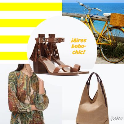7 looks estrella con sandalias boho chic primavera verano 2015