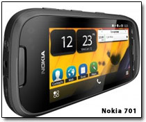 Nokia Belle Feature Pack 1 для Нокия 603,700,701.