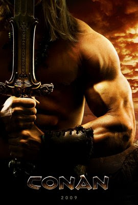 Conan - Motion Poster