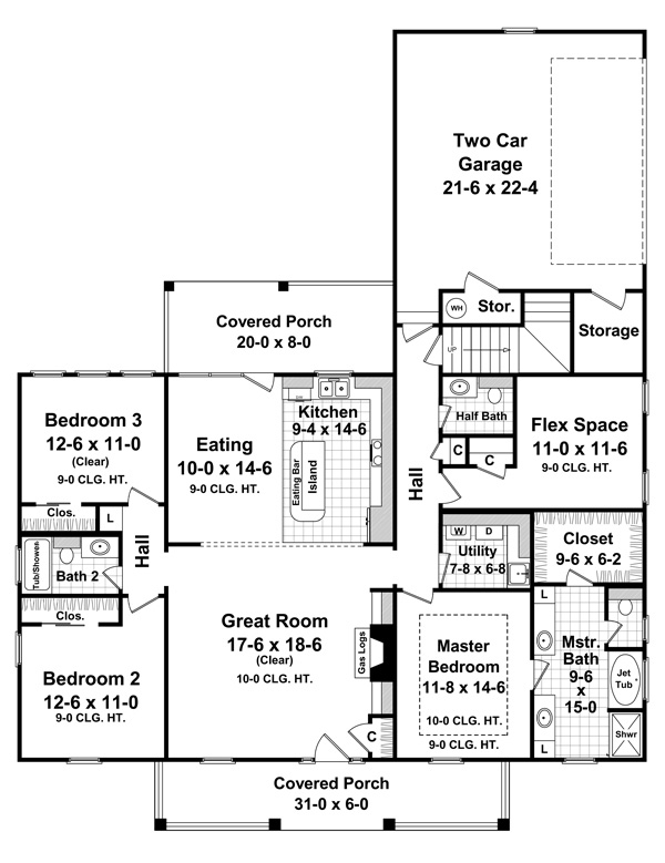 Sweet Home 3D: Floor Plan