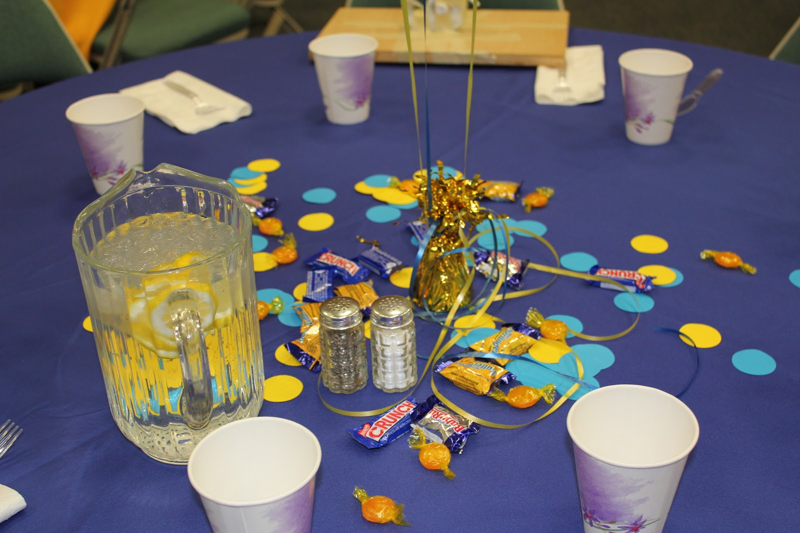Cub Scout Blue and Gold Banquet