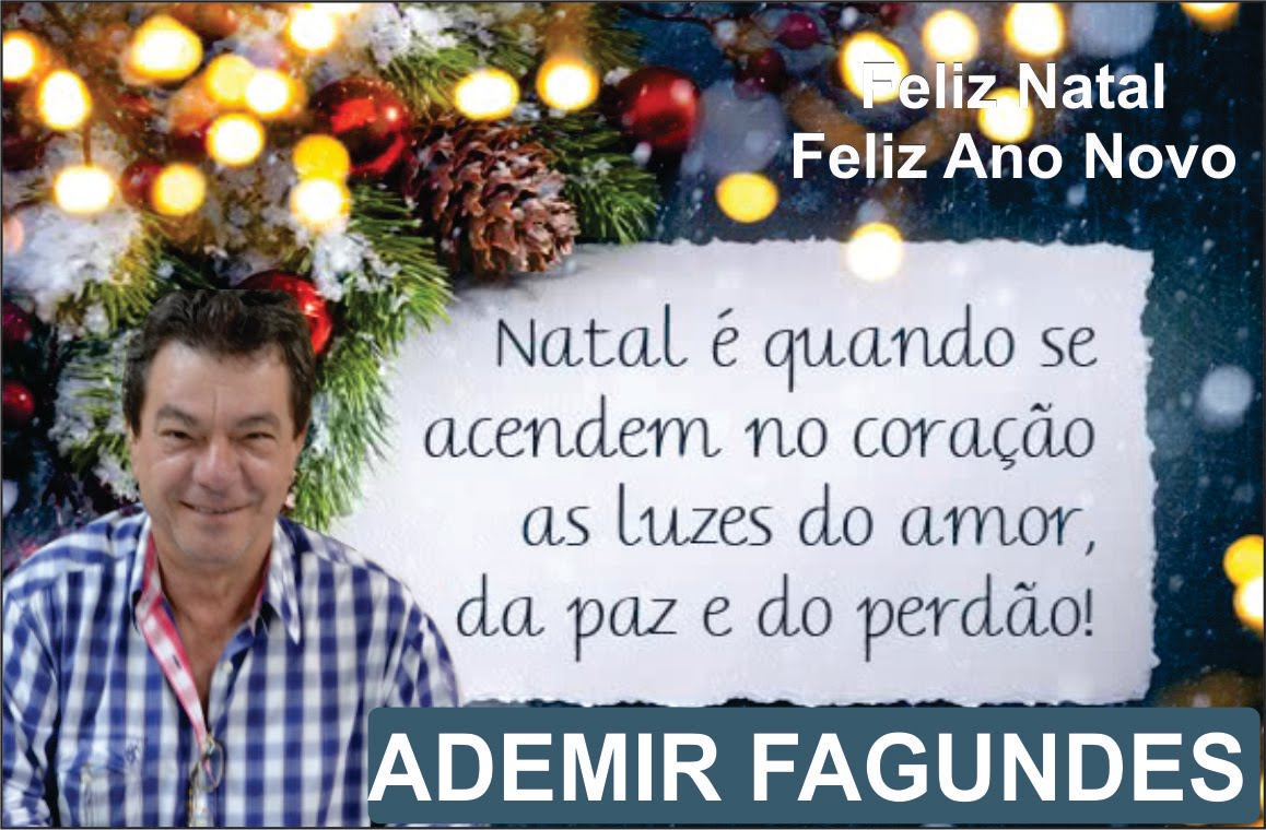 ADEMIR FAGUNDES - GAÚCHO