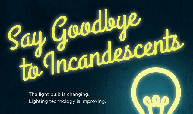 Image: Say Goodbye to Incandescents