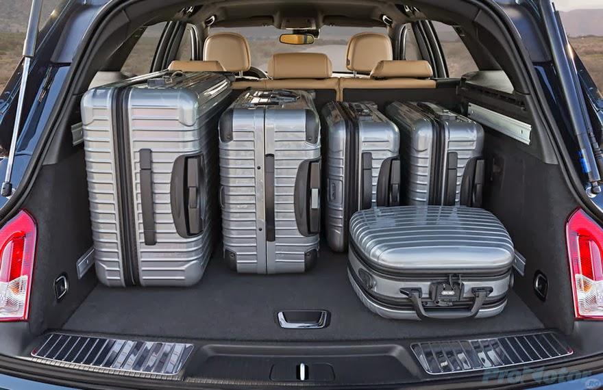 Opel Insignia Sport Tourer portbagaj