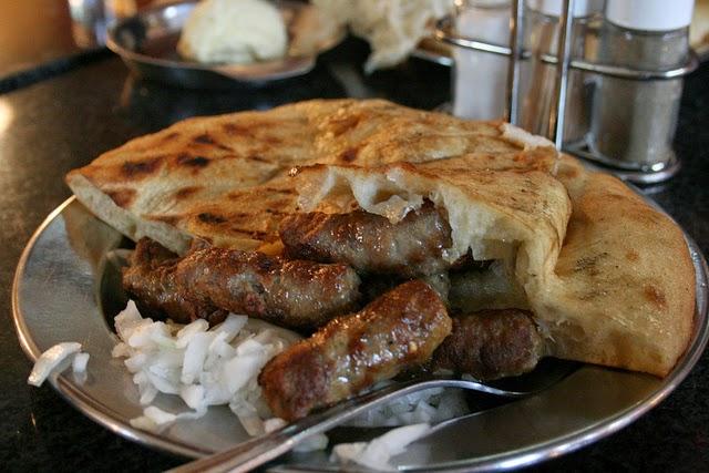 ... bosnian finger sausages cevapi recipe dishmaps bosnian finger sausages