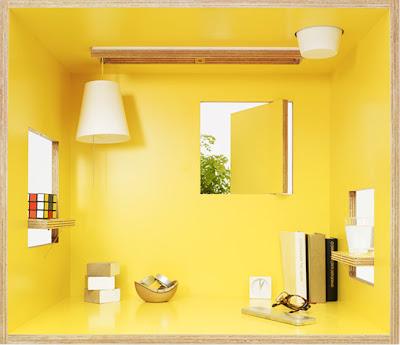 kororo,ichiro,escritorio,desk,amarillo,yellow