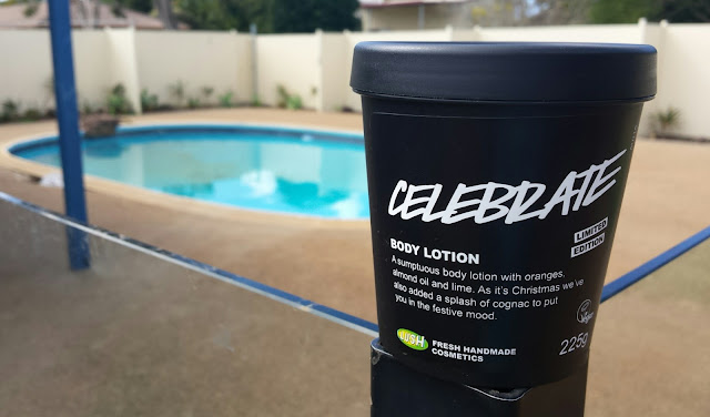 Celebrate Body Lotion, Lush