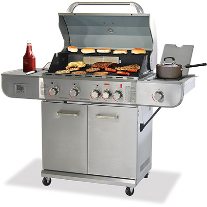 Outdoor gas grill reviews