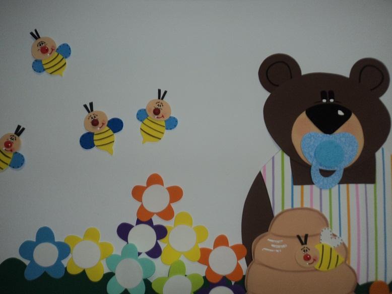 Decoracao De Sala Da Aula ~ para Sala de Aula Mickey e Minnie Espaço do Educador # decoracao de