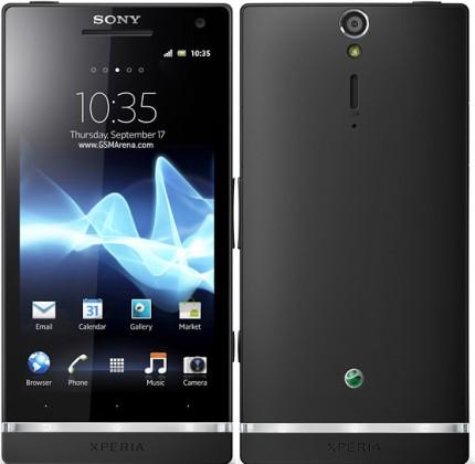 Lo smartphone dual core di Sony di fascia alta