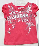 Guess Babytee Top, 3T, RM28