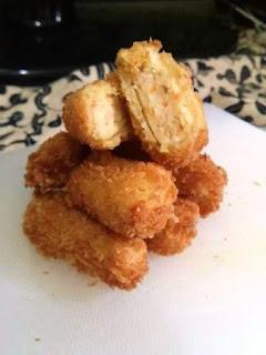 Chicken nugget sayur tanpa MSG