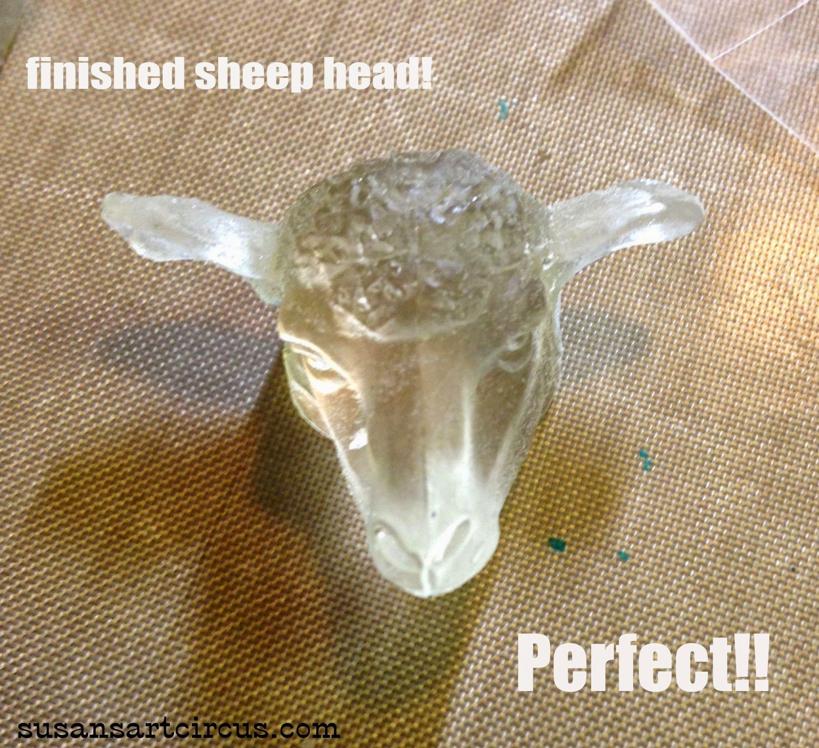 perfect sheep!