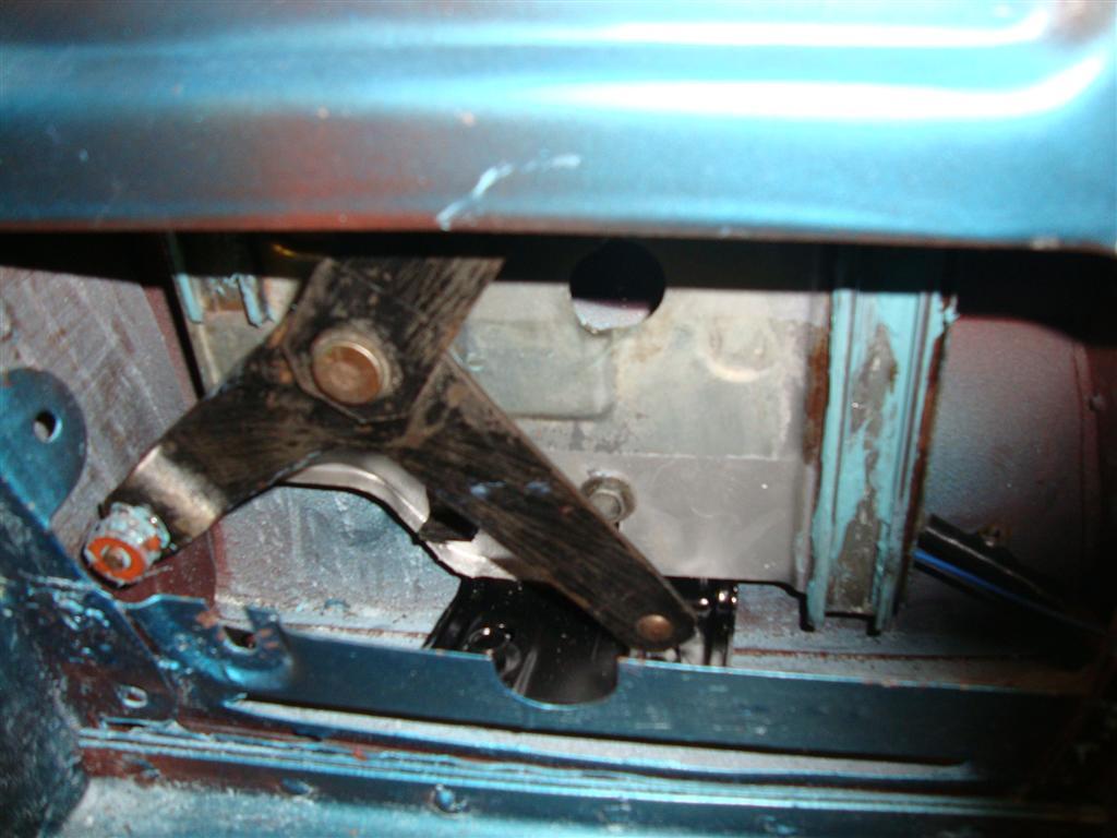 1968 mustang convertible restoration my 12 step program for 1965 mustang window adjustment
