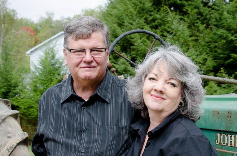Farmer Dave ~ Audrey Ann