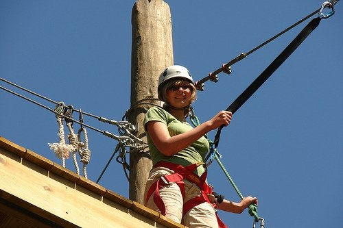 ropes course experience essay Home / ropes course and team building programs there are many options for groups to choose from when considering a ropes course  and experience expanded.