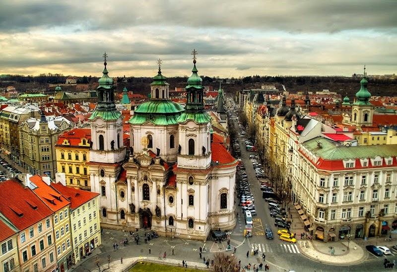 Kota-Tua-Praha