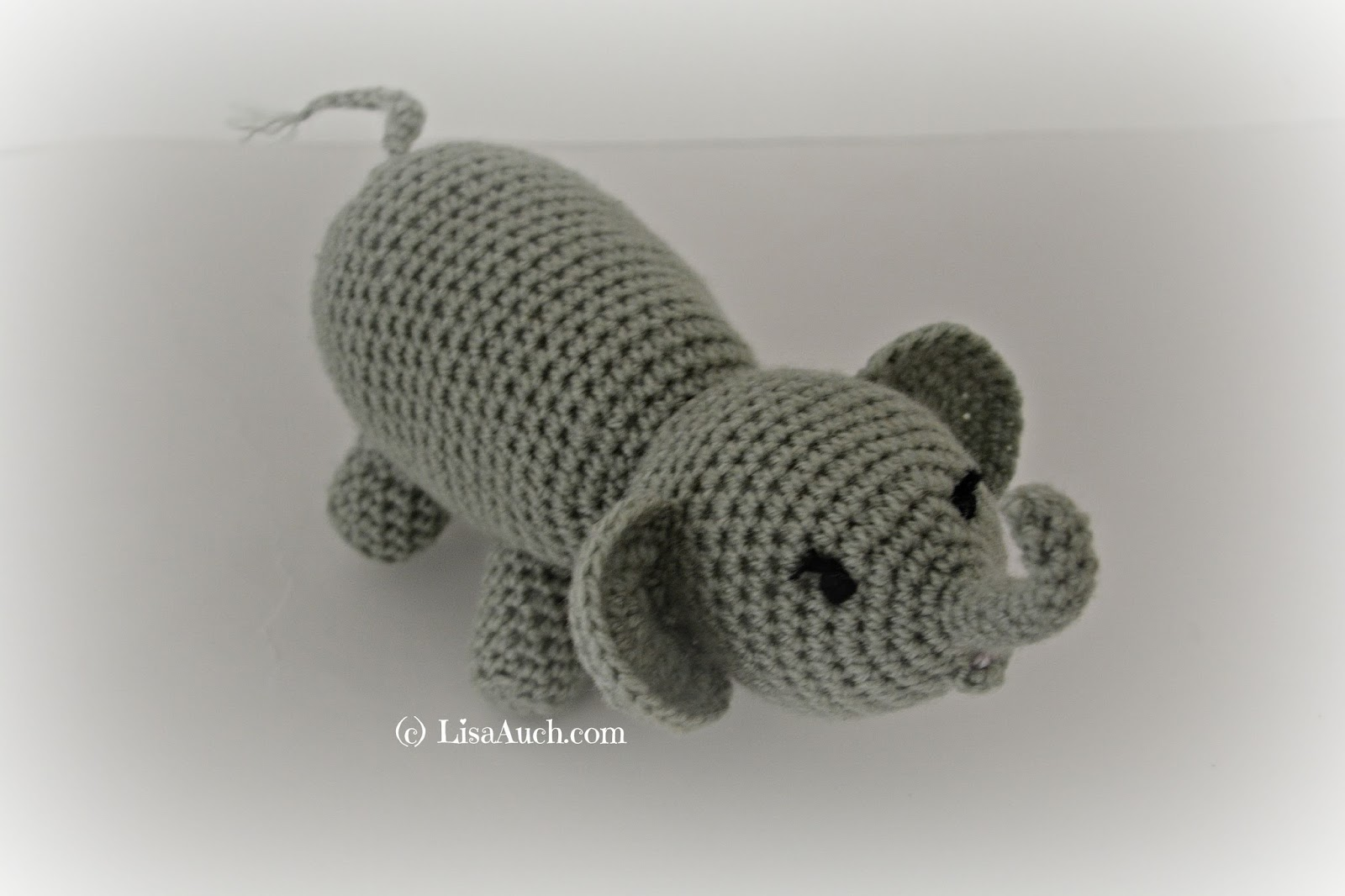 Free Crochet Patterns and Designs by LisaAuch: Crochet ...