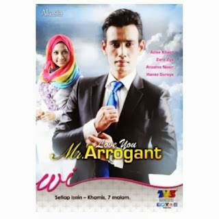 Love You Mr. Arrogant ; Update setiap episod