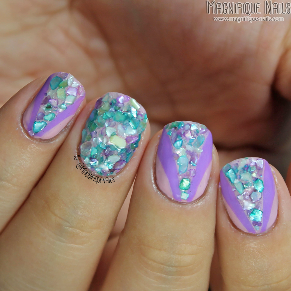 Magically Polished |Nail Art Blog|: August 2014