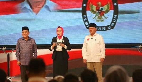 pengamat politik universitas indonesia agung suprio menilai debat